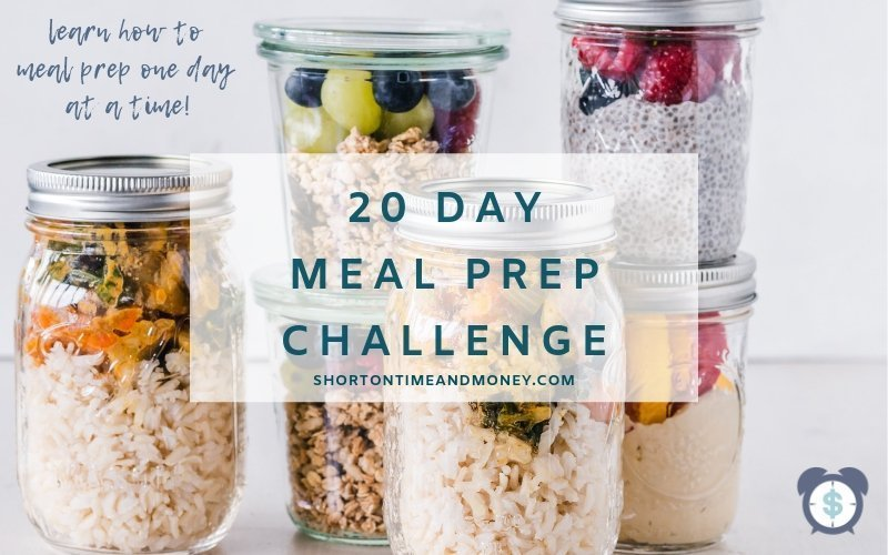 20 Day Meal Prep Challenge for Beginners
