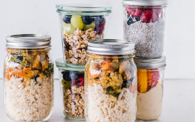 20 Day Meal Prep Challenge