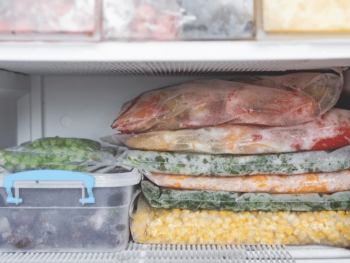 What Foods Can Be Frozen @ ShortOnTimeAndMoney.com