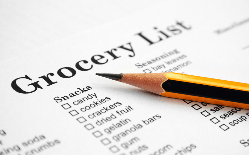 How to Save Money on Food without Coupons @ ShortOnTimeAndMoney.com